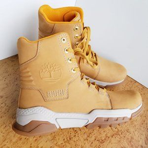 NWOT Timberland CITYFORCE REVEAL Boots Wheat 10.5